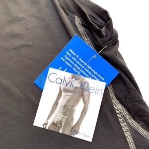 Calvin Klein Athlete Muscle Shirt Graphite L